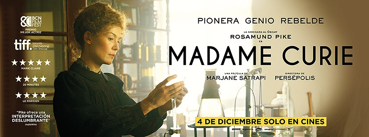 G - MADAME CURIE