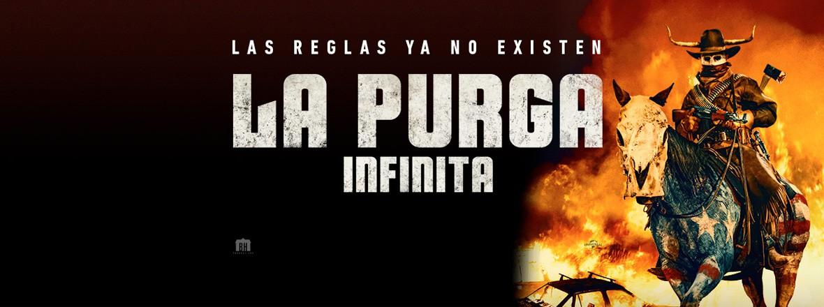 C - PURGA INFINITA