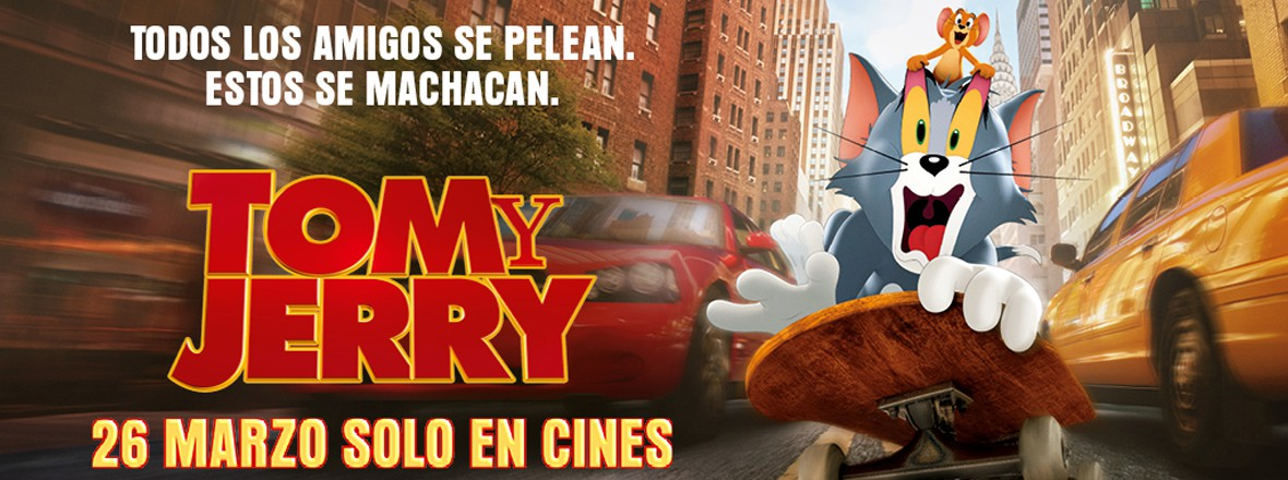 H - TOM Y JERRY